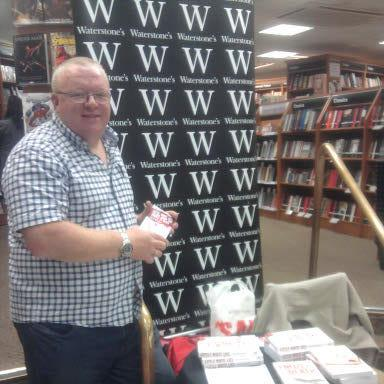 Chelmsford Book Signing, 14/7/12